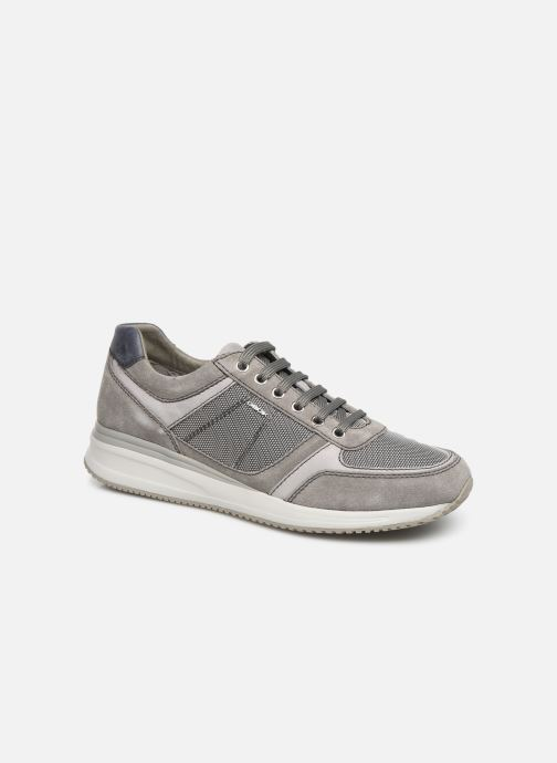 Sneakers Geox U Dennie U620GB Grijs detail