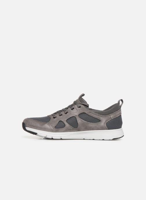 Sneakers Geox U Snapish U722DB Grijs voorkant