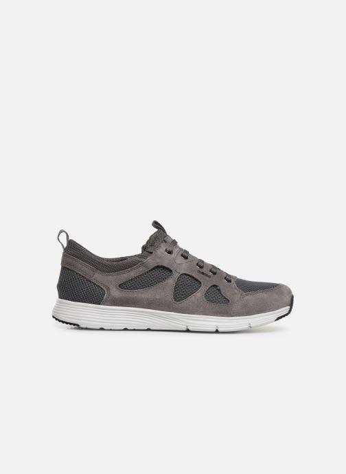 Sneakers Geox U Snapish U722DB Grijs achterkant