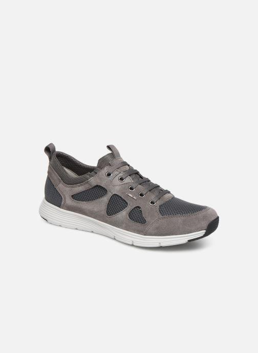 Sneakers Geox U Snapish U722DB Grijs detail