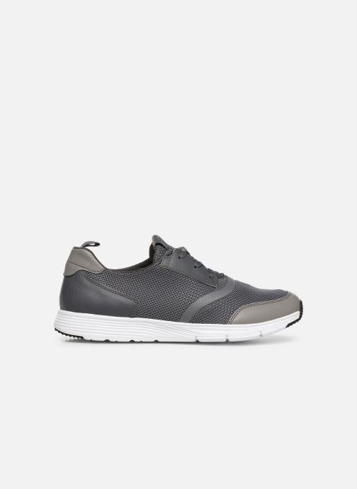Sneakers Geox U Snapish U822DA Grijs achterkant