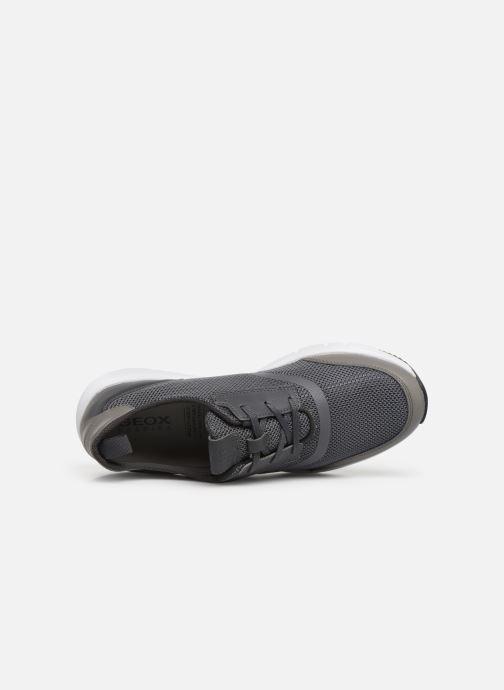 Sneakers Geox U Snapish U822DA Grijs links