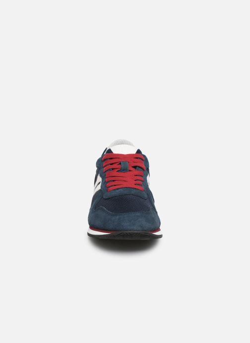 Baskets Geox U Vinto U742LC Bleu vue portées chaussures