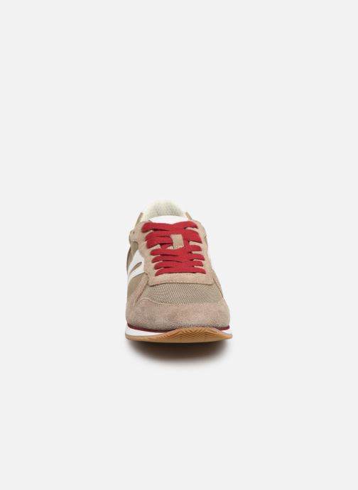 Sneakers Geox U Vinto U742LC Beige bild av skorna på