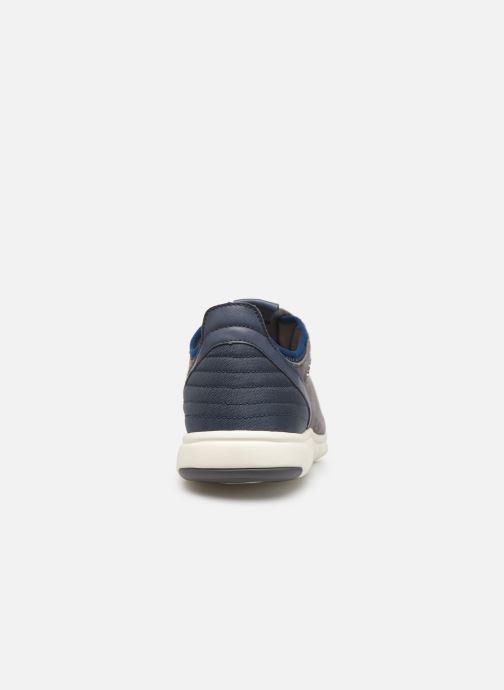 Sneaker Geox U Xunday 2Fit grau ansicht von rechts