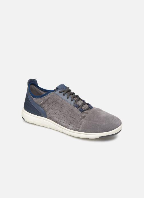 Sneaker Geox U Xunday 2Fit grau detaillierte ansicht/modell