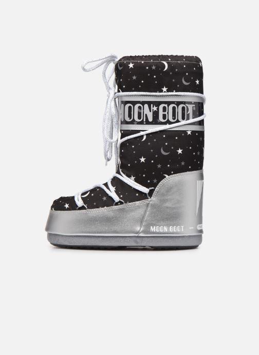 Chaussures de sport Moon Boot Moon Boot Jr Girl Universe Noir vue face