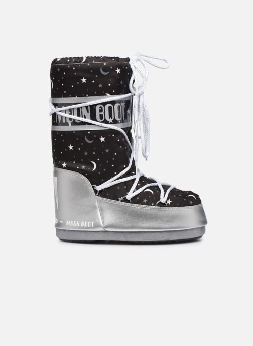 Sport shoes Moon Boot Moon Boot Jr Girl Universe Black back view