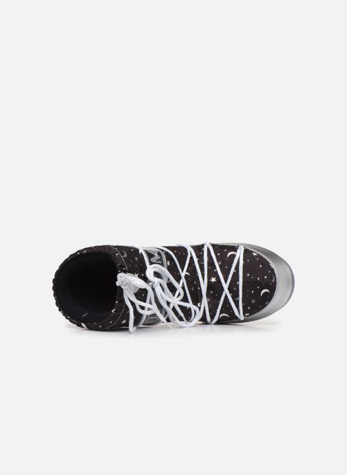 Chaussures de sport Moon Boot Moon Boot Jr Girl Universe Noir vue gauche