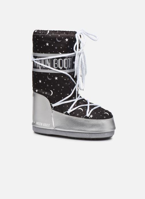 Chaussures de sport Moon Boot Moon Boot Jr Girl Universe Noir vue détail/paire