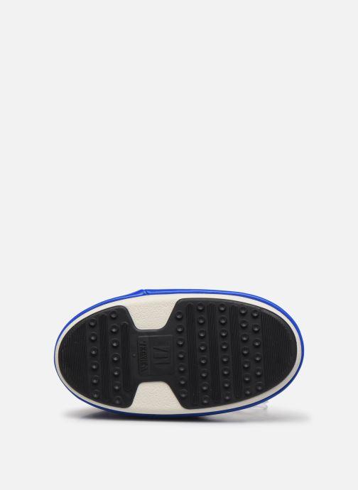 Sportschuhe Moon Boot Moon Boot Jr Boy Abstract blau ansicht von oben