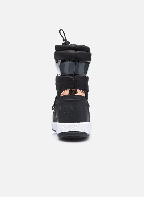 Chaussures de sport Moon Boot Moon Boot J Girl Soft Wp Noir vue droite
