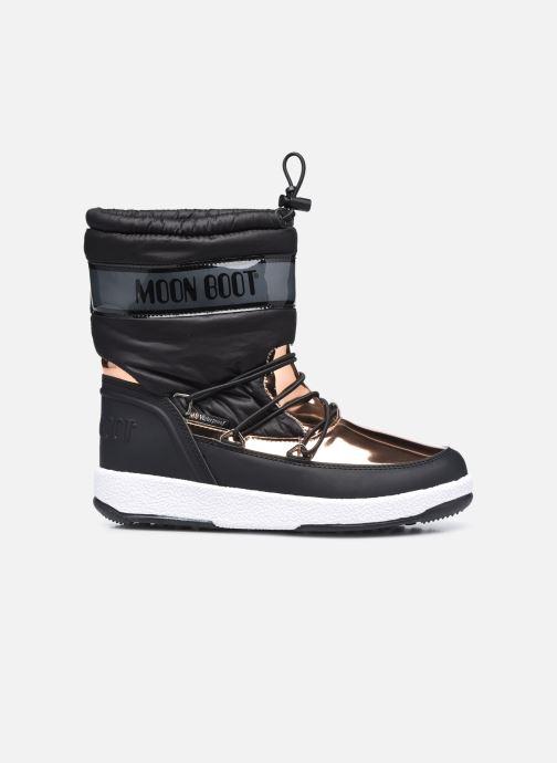 Chaussures de sport Moon Boot Moon Boot J Girl Soft Wp Noir vue derrière