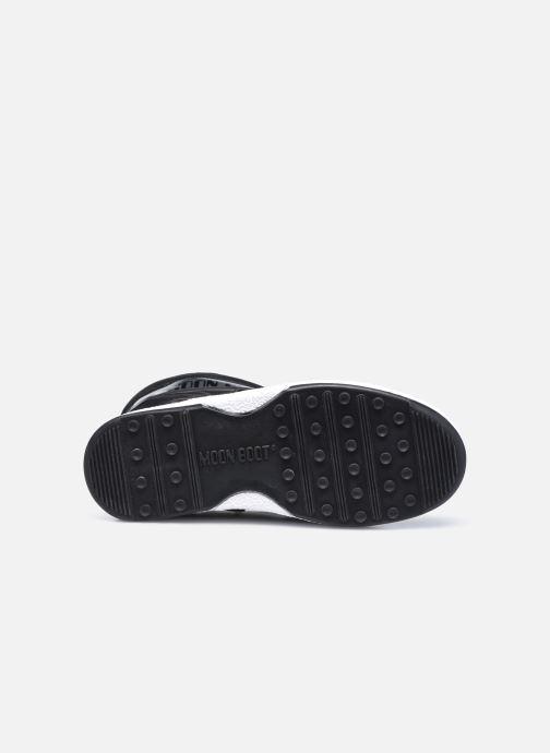 Chaussures de sport Moon Boot Moon Boot J Girl Soft Wp Noir vue haut