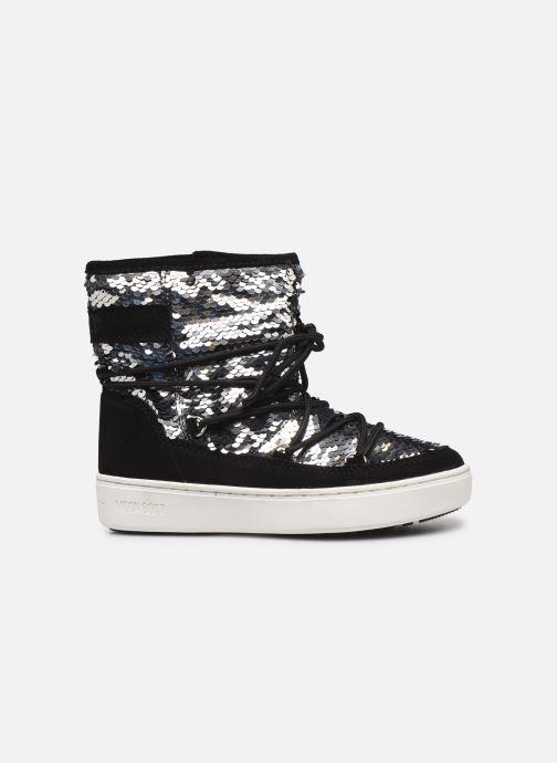 Chaussures de sport Moon Boot Moon Boot Pulse Mid Jr Girl Disco Noir vue derrière