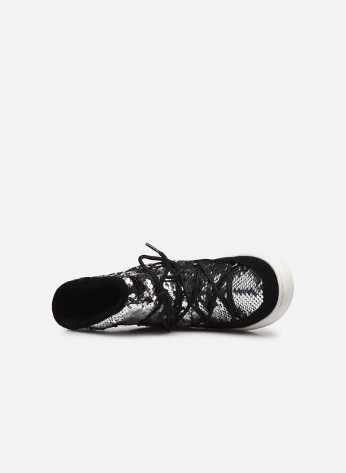 Chaussures de sport Moon Boot Moon Boot Pulse Mid Jr Girl Disco Noir vue gauche