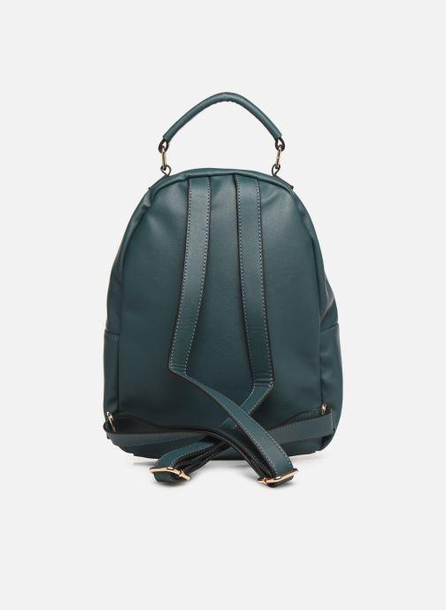 Sacs à dos Dorothy Perkins Fringe Stud Backpack Vert vue face