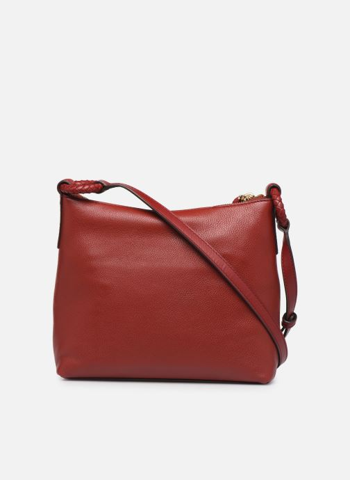 Sacs à main Michael Michael Kors LEXINGTON LG CROSSBODY Rouge vue face