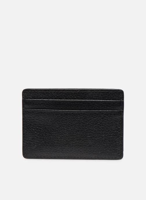 Marroquinería pequeña Michael Michael Kors CARD HOLDER Negro vista de frente