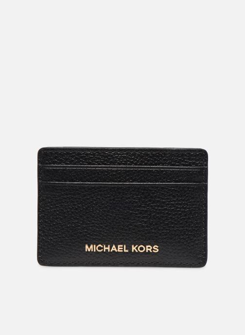 Kleine lederwaren Michael Michael Kors CARD HOLDER Zwart detail
