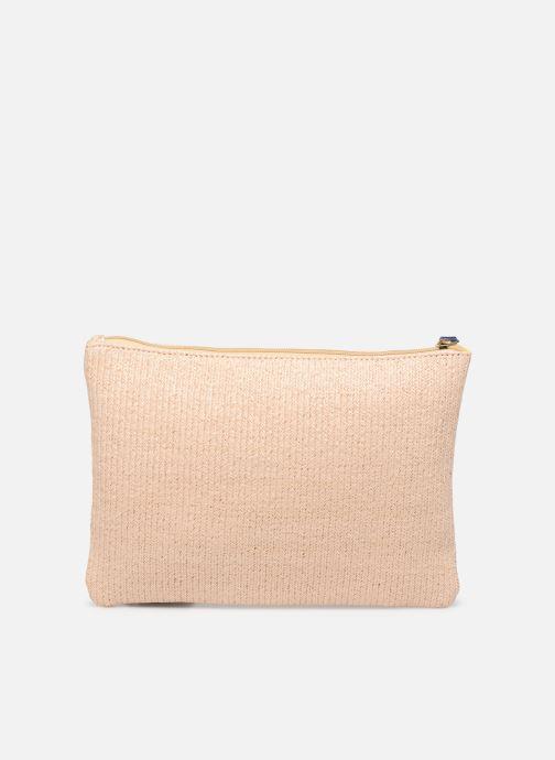 Handtaschen I Love Shoes BIBOUH beige ansicht von vorne