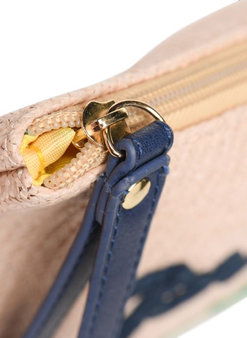 Handbags I Love Shoes BIBOUH Beige view from the left