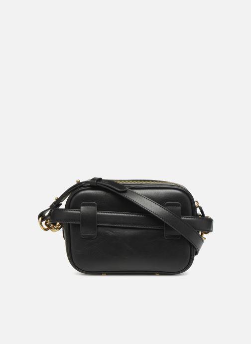 Handtassen Vanessa Bruno HOLLY BODY BAG Zwart voorkant