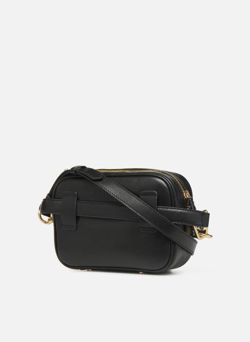 Bolsos de mano Vanessa Bruno HOLLY BODY BAG Negro vista lateral derecha