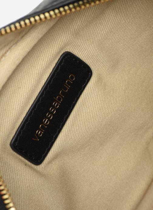 Handtassen Vanessa Bruno HOLLY BODY BAG Zwart achterkant