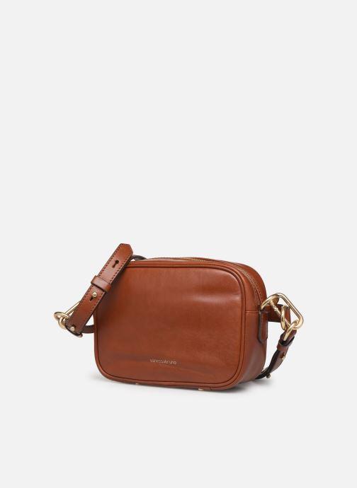 Handtassen Vanessa Bruno HOLLY BODY BAG Bruin model
