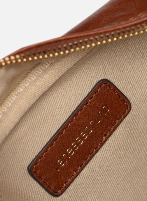 Handtassen Vanessa Bruno HOLLY BODY BAG Bruin achterkant