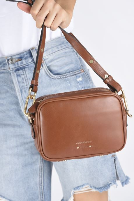 Handtassen Vanessa Bruno HOLLY BODY BAG Bruin onder