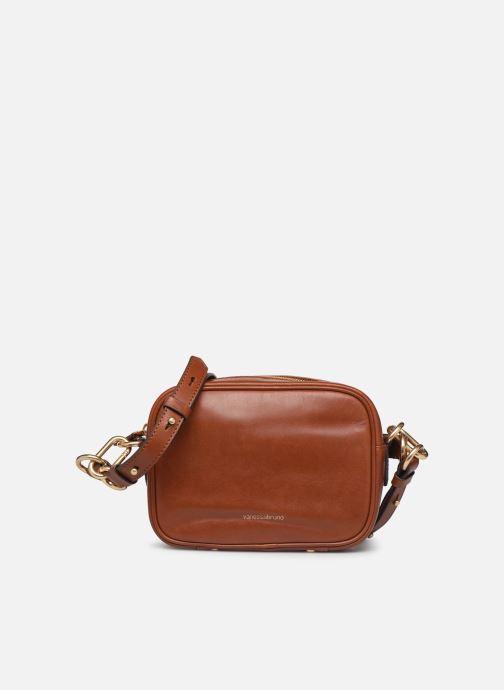Handtassen Vanessa Bruno HOLLY BODY BAG Bruin detail