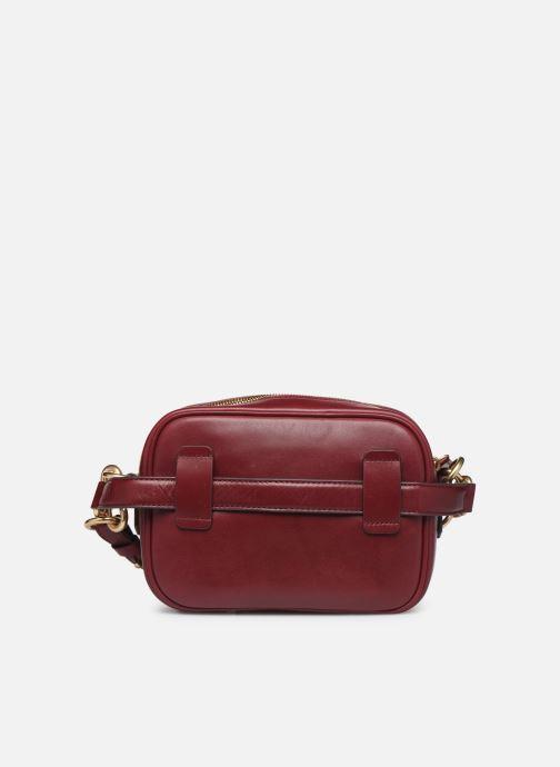 Handtassen Vanessa Bruno HOLLY BODY BAG Bordeaux voorkant