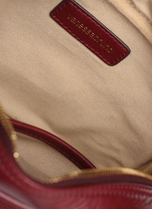 Handtassen Vanessa Bruno HOLLY BODY BAG Bordeaux achterkant