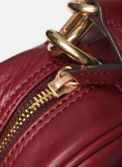 Handtassen Vanessa Bruno HOLLY BODY BAG Bordeaux links