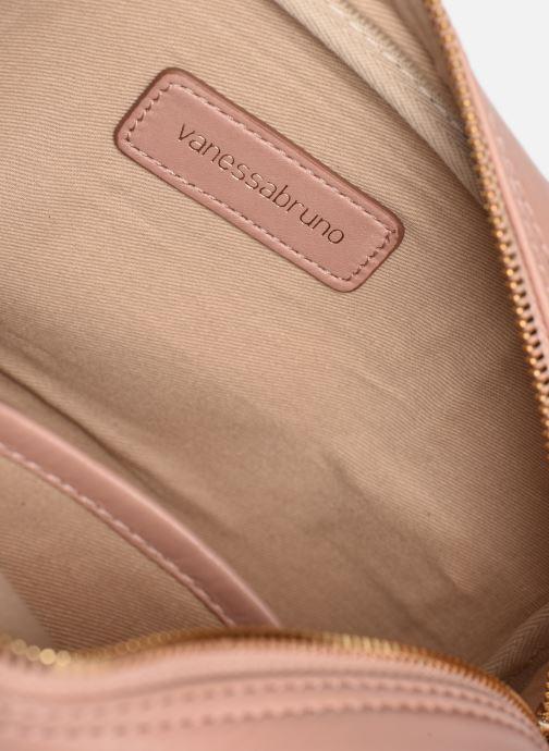 Handtassen Vanessa Bruno HOLLY BODY BAG Roze achterkant