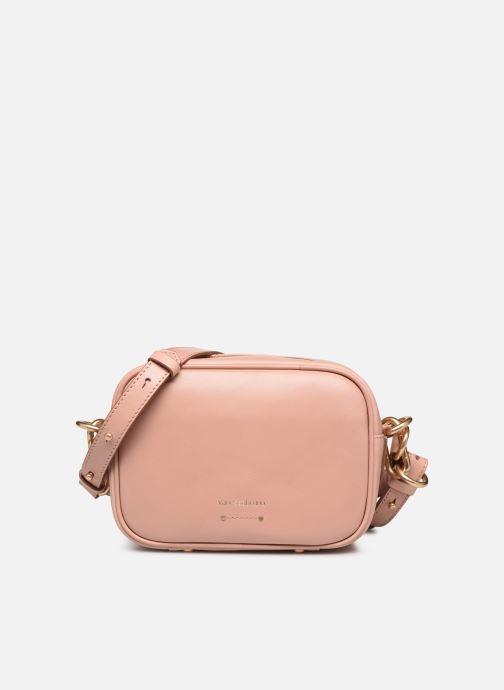 Bolsos de mano Vanessa Bruno HOLLY BODY BAG Rosa vista de detalle / par