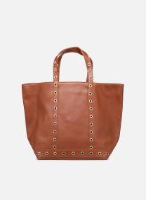 Handtaschen Taschen CABAS M CUIR OEILLETS