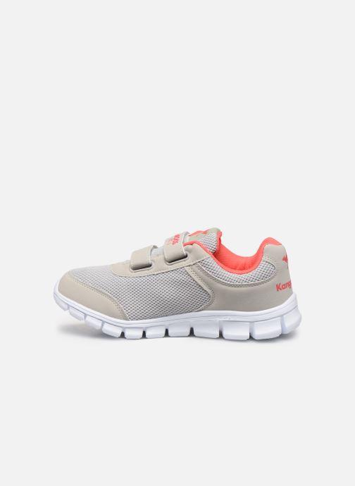 Sneaker Kangaroos Emi grau ansicht von vorne