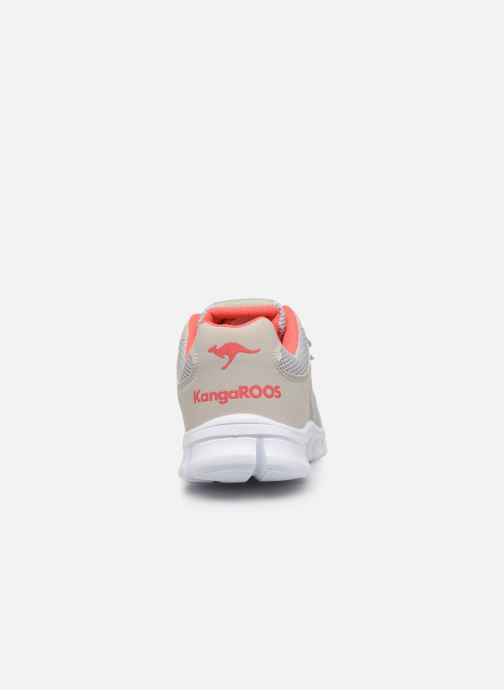 Sneaker Kangaroos Emi grau ansicht von rechts
