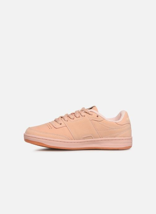Trainers Kangaroos Retro Cup Kids Pink front view