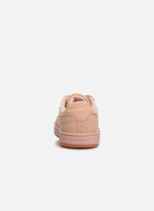 Sneakers Kangaroos Retro Cup Kids Roze rechts