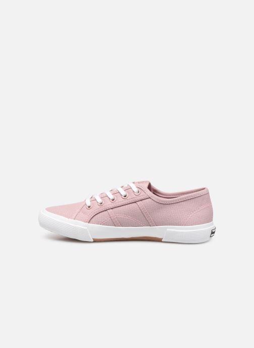 Sneaker Kangaroos Voyage rosa ansicht von vorne