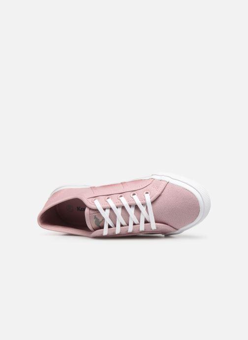 Sneaker Kangaroos Voyage rosa ansicht von links