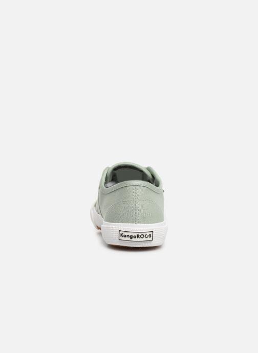 Sneakers Kangaroos Voyage Verde immagine destra