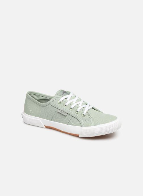 Sneakers Kangaroos Voyage Verde vedi dettaglio/paio