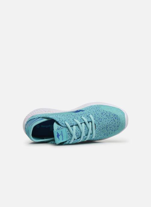 Sneakers Kangaroos K-V I Azzurro immagine sinistra