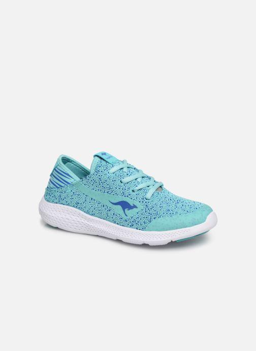 Sneakers Kangaroos K-V I Blauw detail