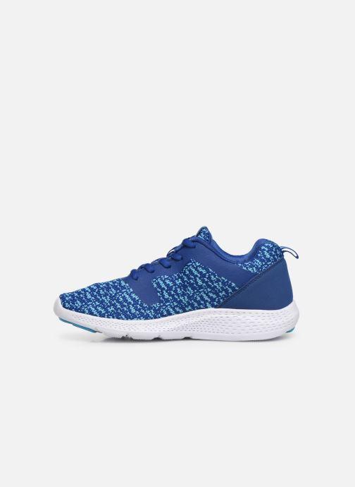 Sneaker Kangaroos K-V II blau ansicht von vorne